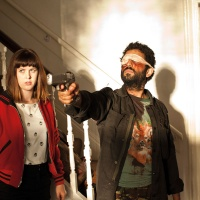 Scenes from Channel 4 drama Utopia, directed by Marc Munden and written by Dennis Kelly, and starring Alexandra Roach, Adeel Akhtar, Fiona O'Shaughnessy and Oliver Woollford