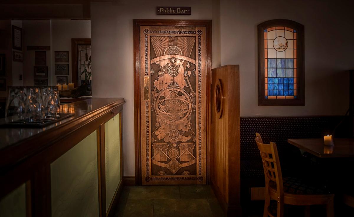 Door of Thrones Tourism Ireland