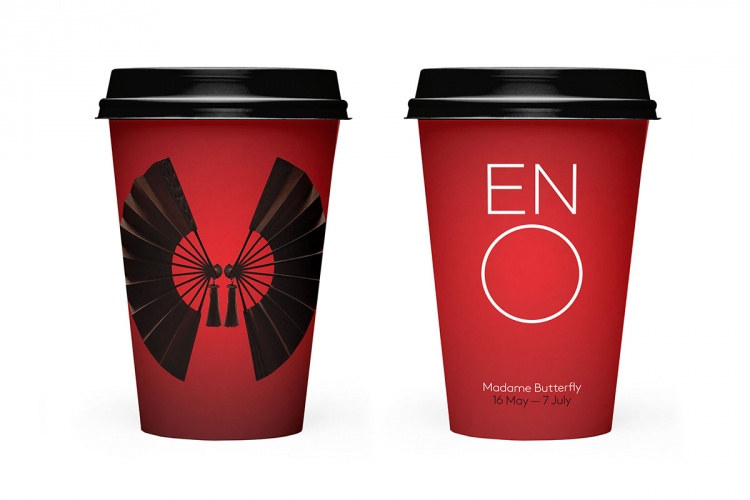 Cups for the new ENO cafe