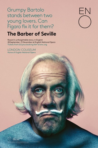 Andy Lo Po captures The Barber of Seville's sense of humour