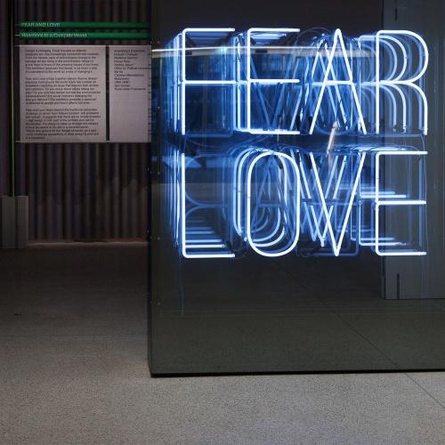 Fear Love Crop