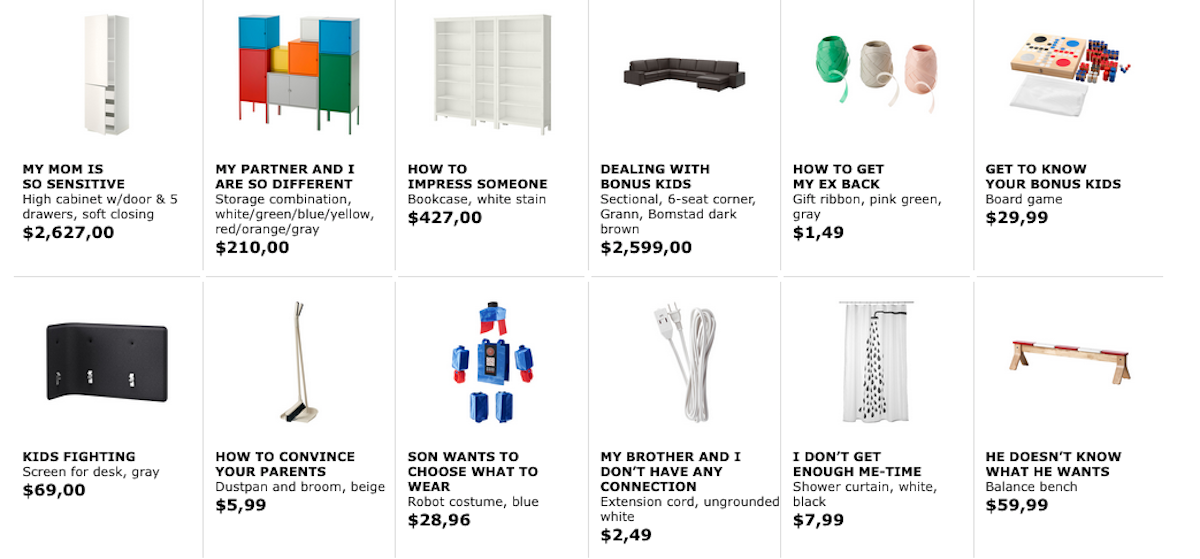 Ikea renames its products after common google searches in - Todos los productos de ikea ...