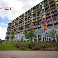 Brutalism Park Hill Sheffield