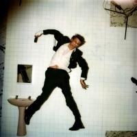 David Bowie – Lodger 'Original Polaroid' image, London 1979; Photo Duffy © Duffy Archive