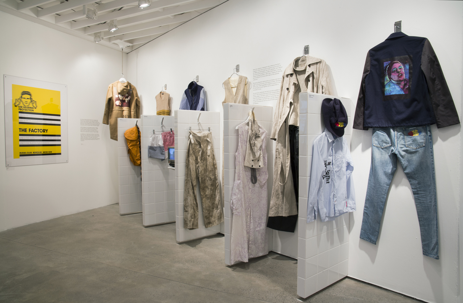 an exhibition of northern style