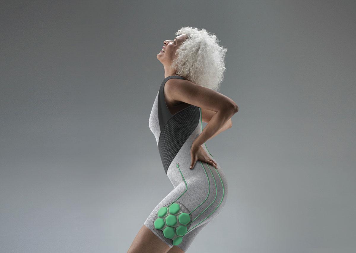 Aura Powered Suit By Yves Béhar/Fuseproject & Aura
