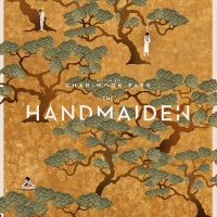US teaser poster for The Handmaiden. Designed by John Calvert of Empire Design, with illustrations by Rob Cheetham