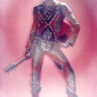 David Bowie, Ziggy Stardust, London 1972 Photo Duffy © Duffy Archive