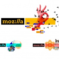 Suggested imagery for Mozilla communications