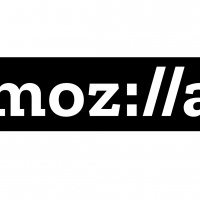 Mozilla's new logo, created using bespoke font Zilla