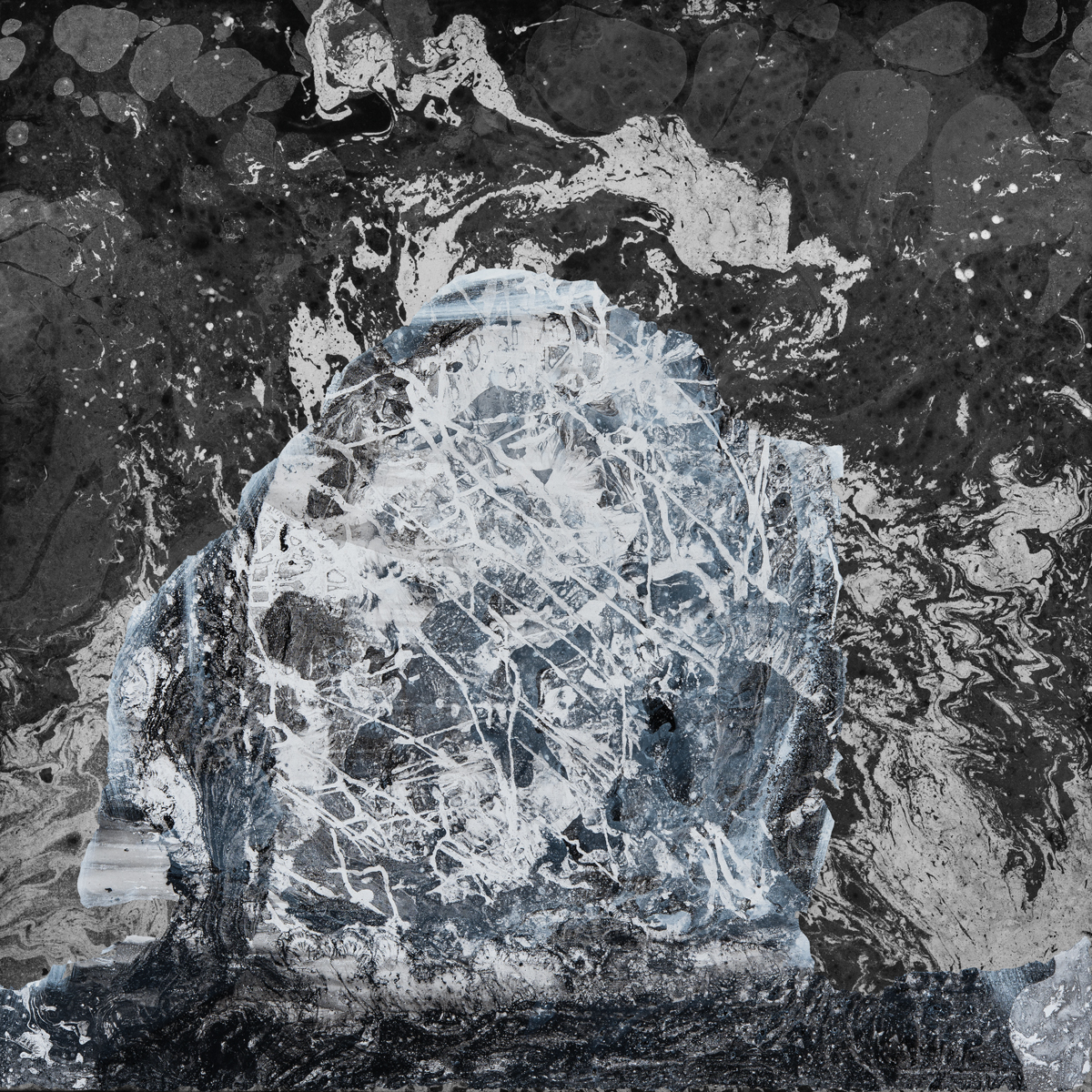 Omphalos and Skull 2 by Stanley Donwood