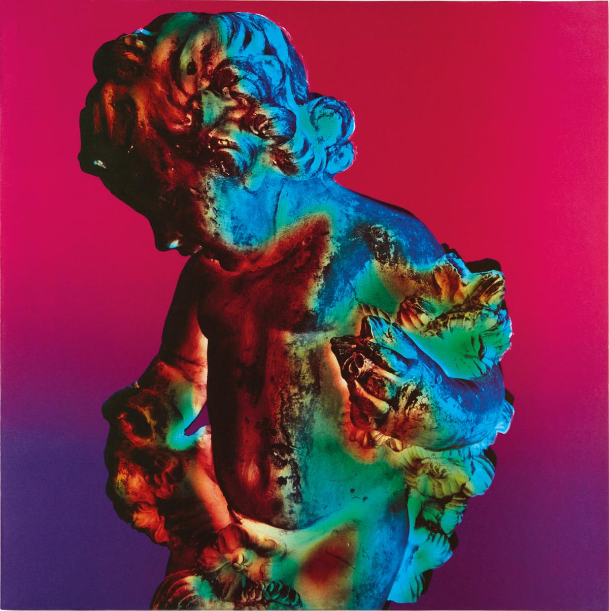 Album art for New Order's Technique, 1989