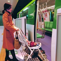 One of the priorities for Japanese design has been the safe and effective movement of large numbers of people in urban areas.