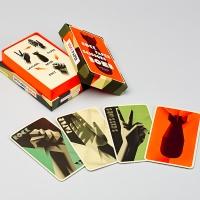 Vintage adult games Rock Paper Scissors Bomb