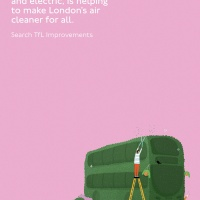 one of the illustrated TFL ads