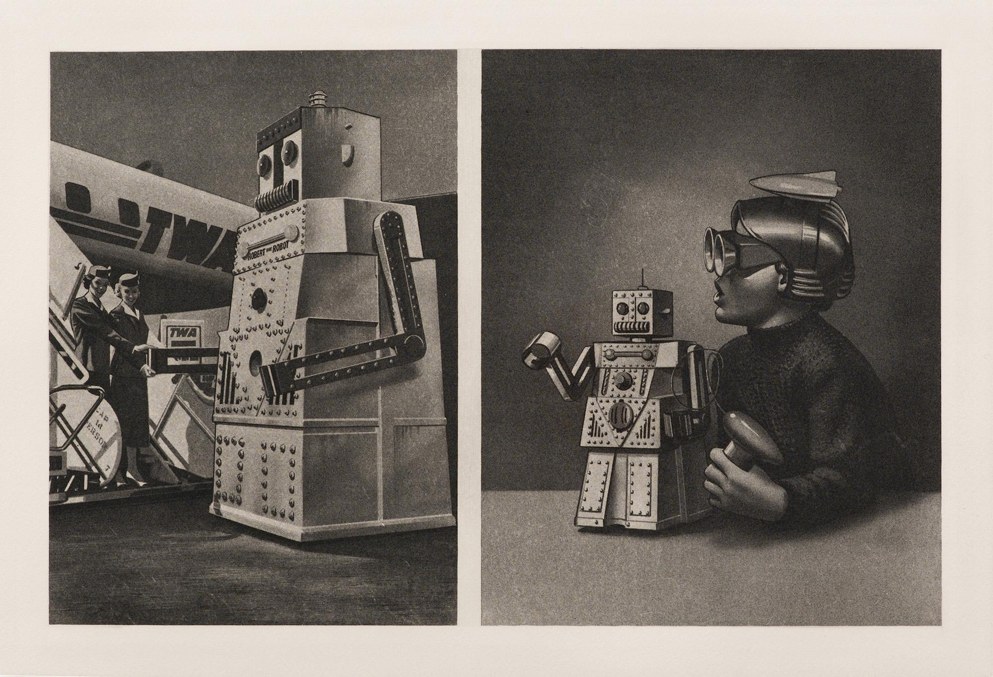 Eduardo Paolozzi Whitechapel Gallery