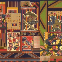 Eduardo Paolozzi Whitechapel Gallery Whitworth Tapestry