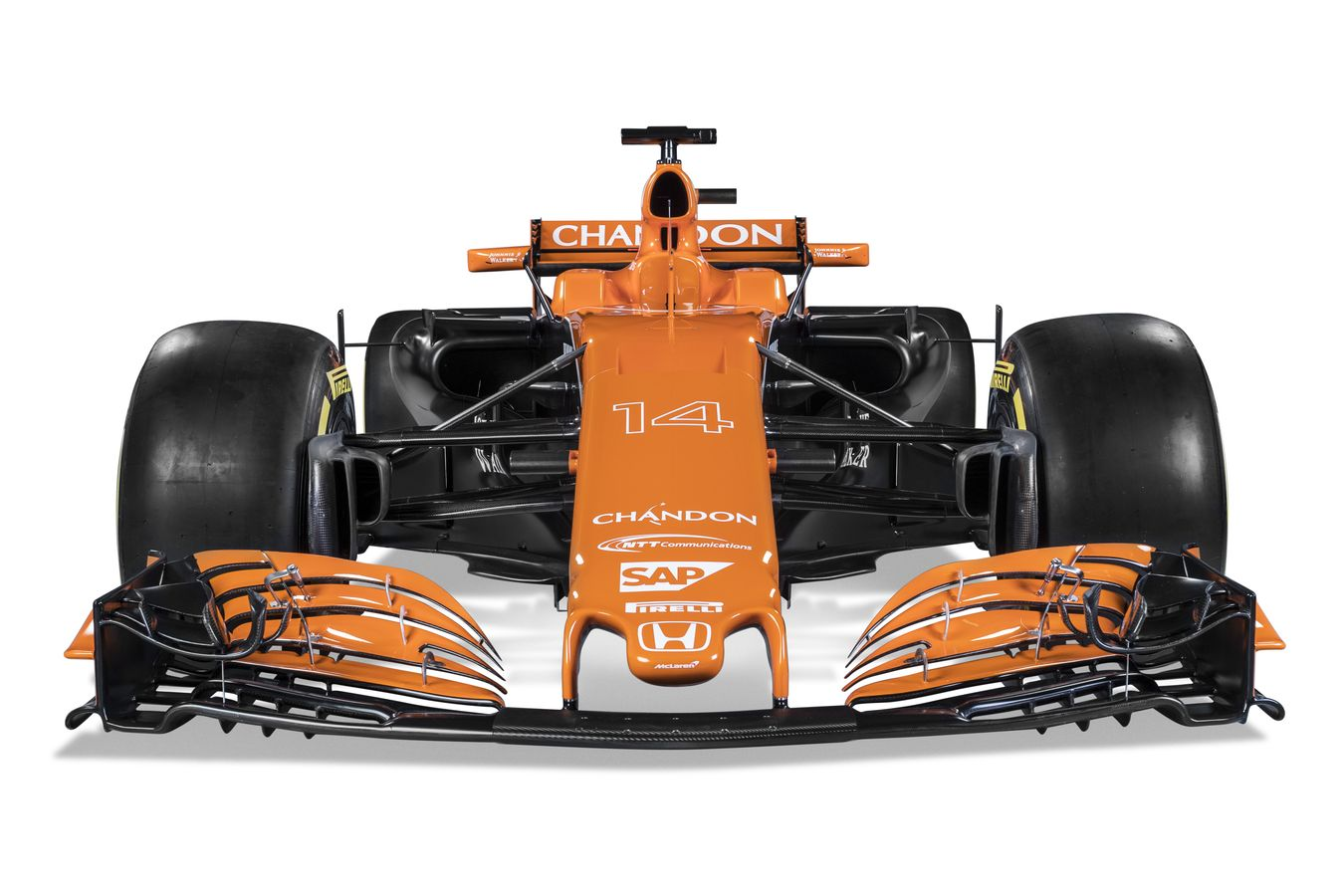 WORK: McLaren-Honda F1 car livery by The Clearing ...