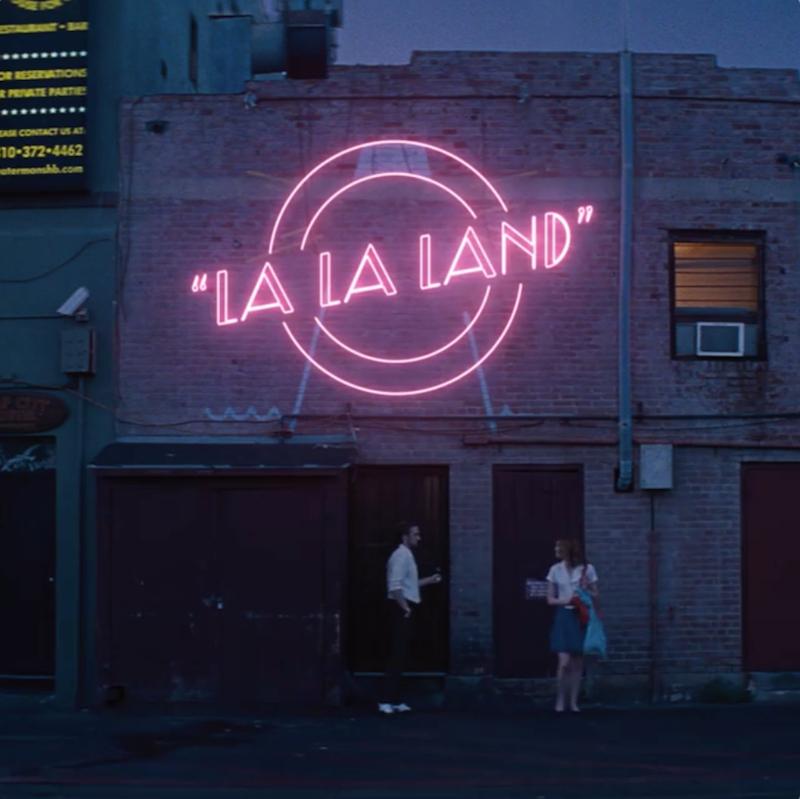 Lionsgate Uk S Instagram Campaign For La La Land