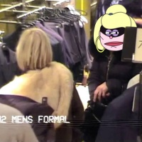 Harvey Nichols Shoplifting ad