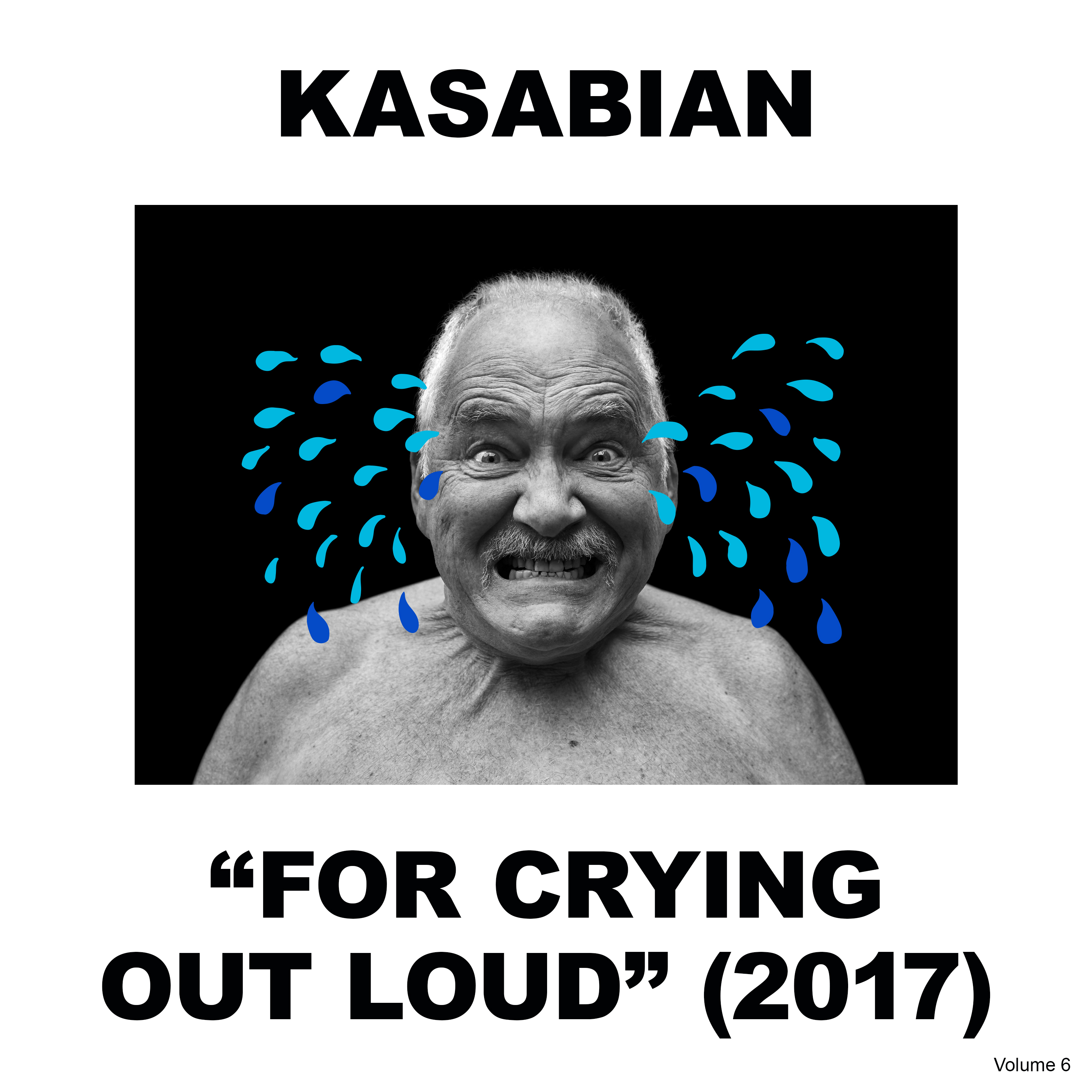 Image result for album art Kasabian: For Crying Out Loud