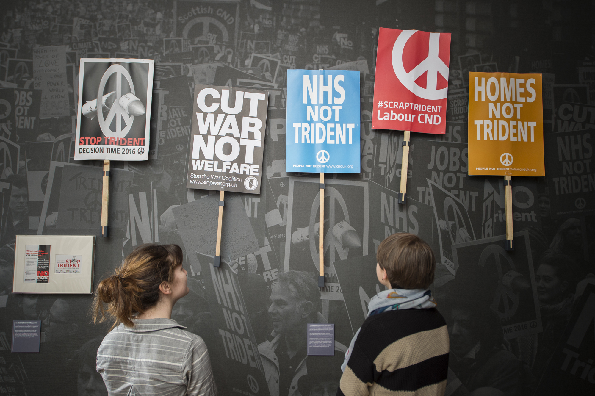 People Power: Fighting for Peace IWM