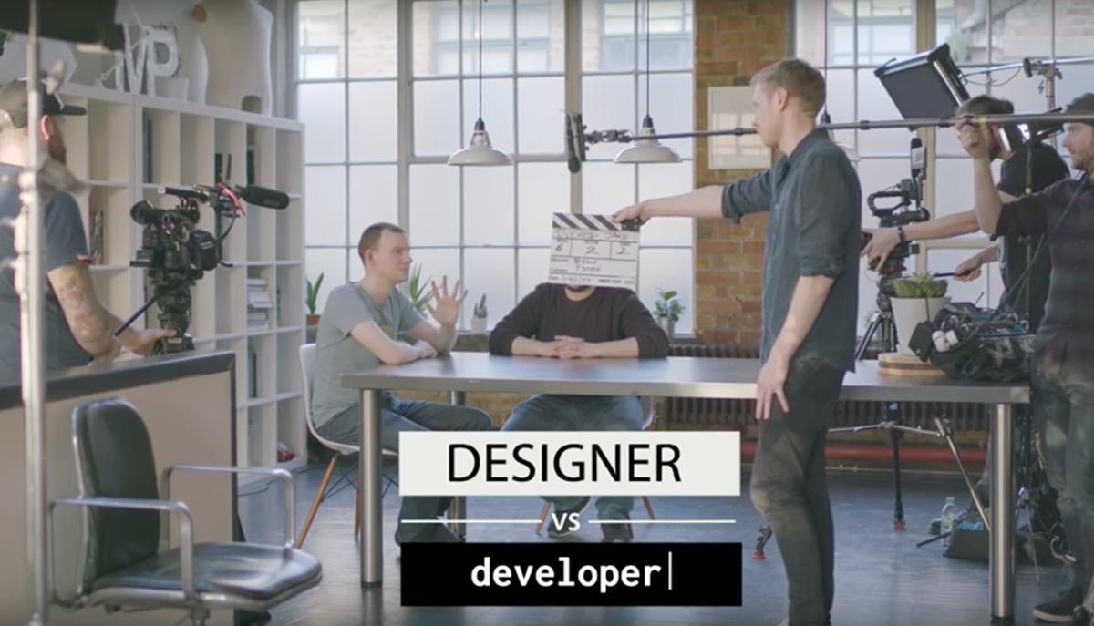 Designer vs Developer: how Google is trying to bring them together