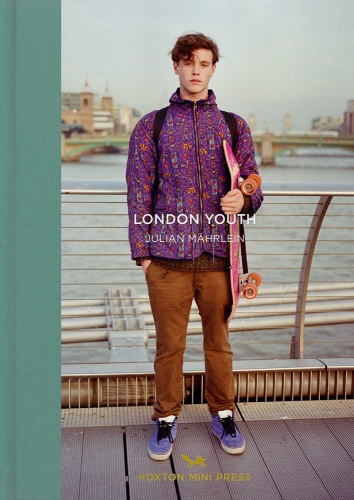 Cover of From London Youth by Julian Mährlein