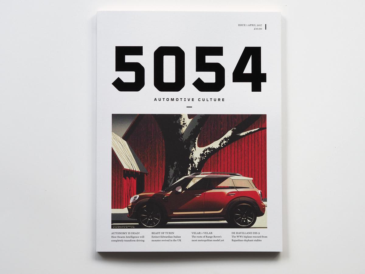 New Car Magazine