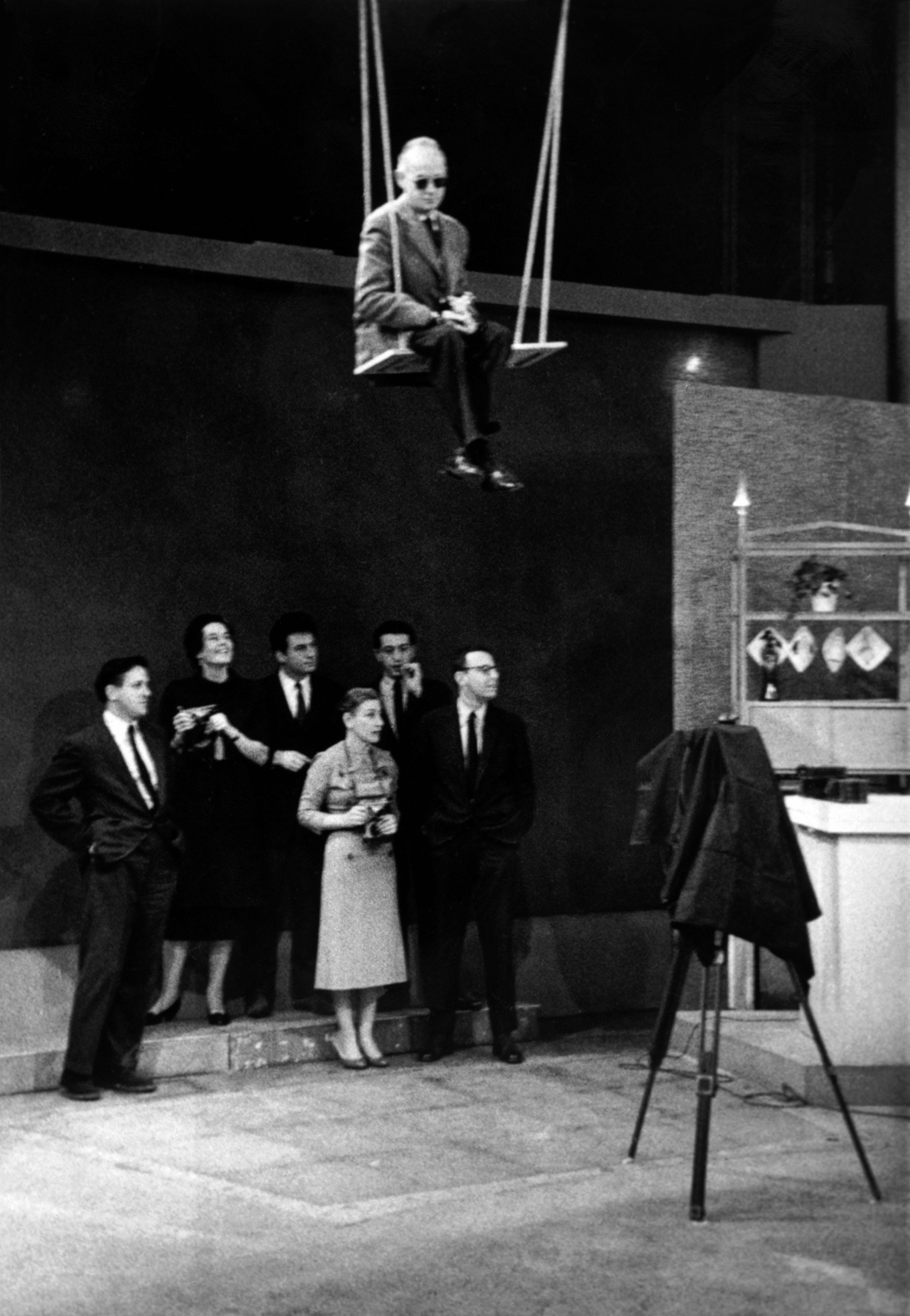 Magnum members, 1955