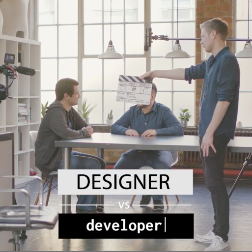 Designer vs Developer #4: Who is responsible for Design?