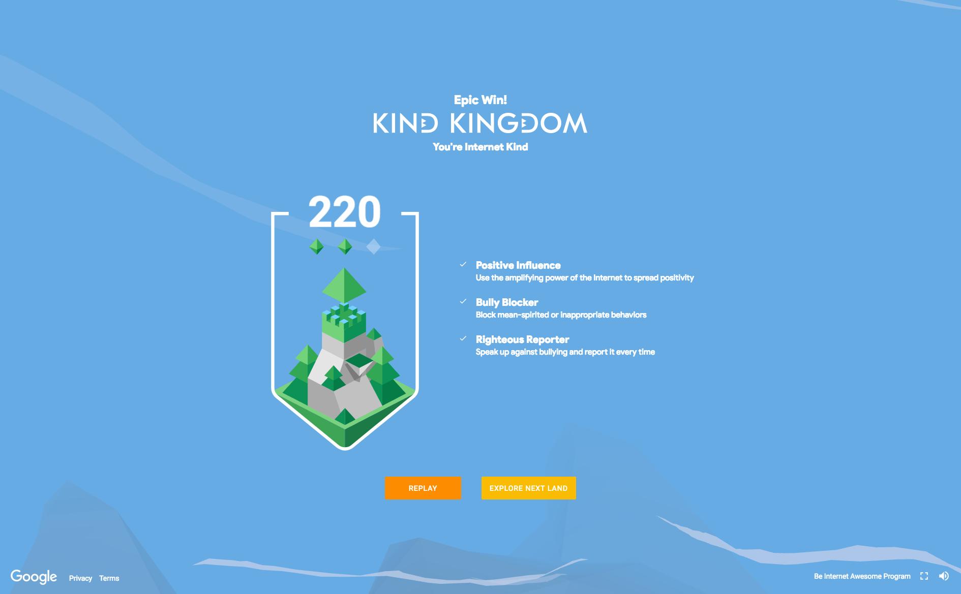 Google S Interland Game Teaches Children About Internet Safety