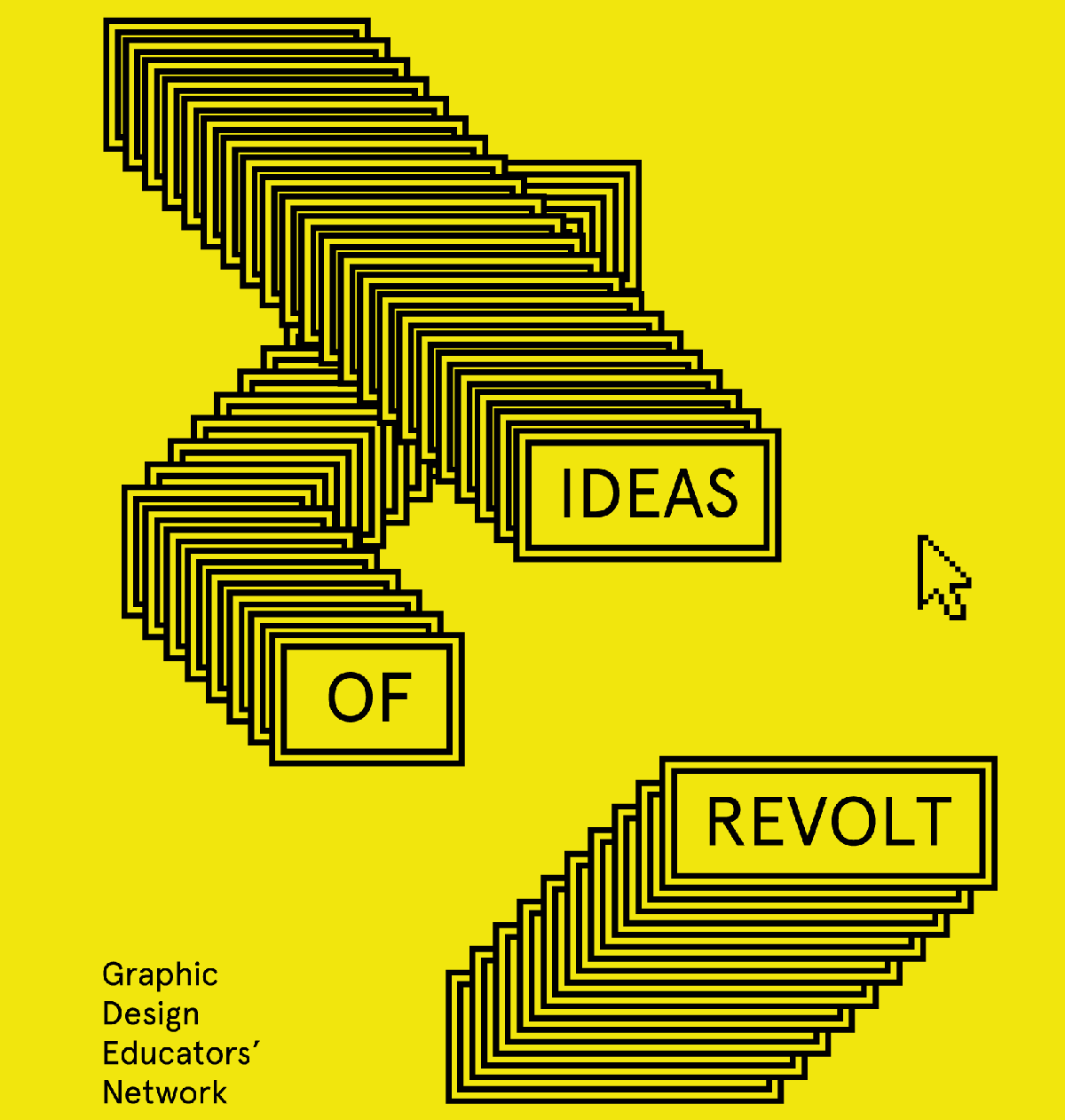 Design, education and the role of revolt