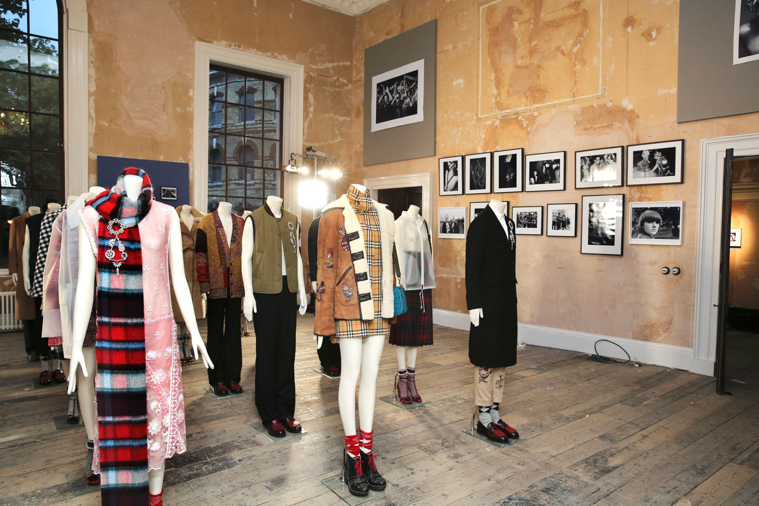 Burberry's photography exhibition explores British ways of life
