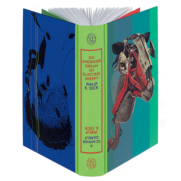 The Folio Society releases illustrated Philip K Dick dual edition