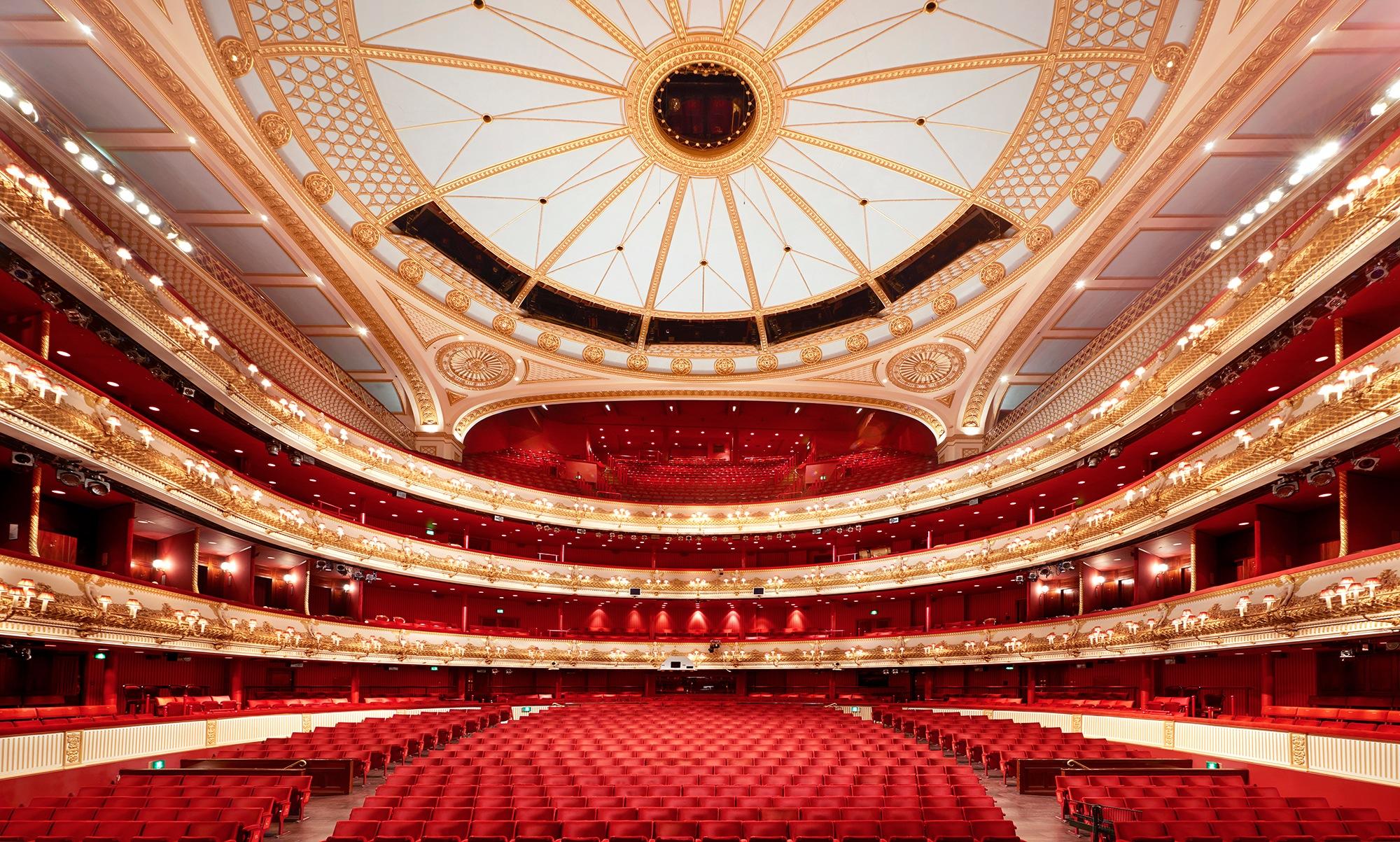 Royal Opera House Set Design