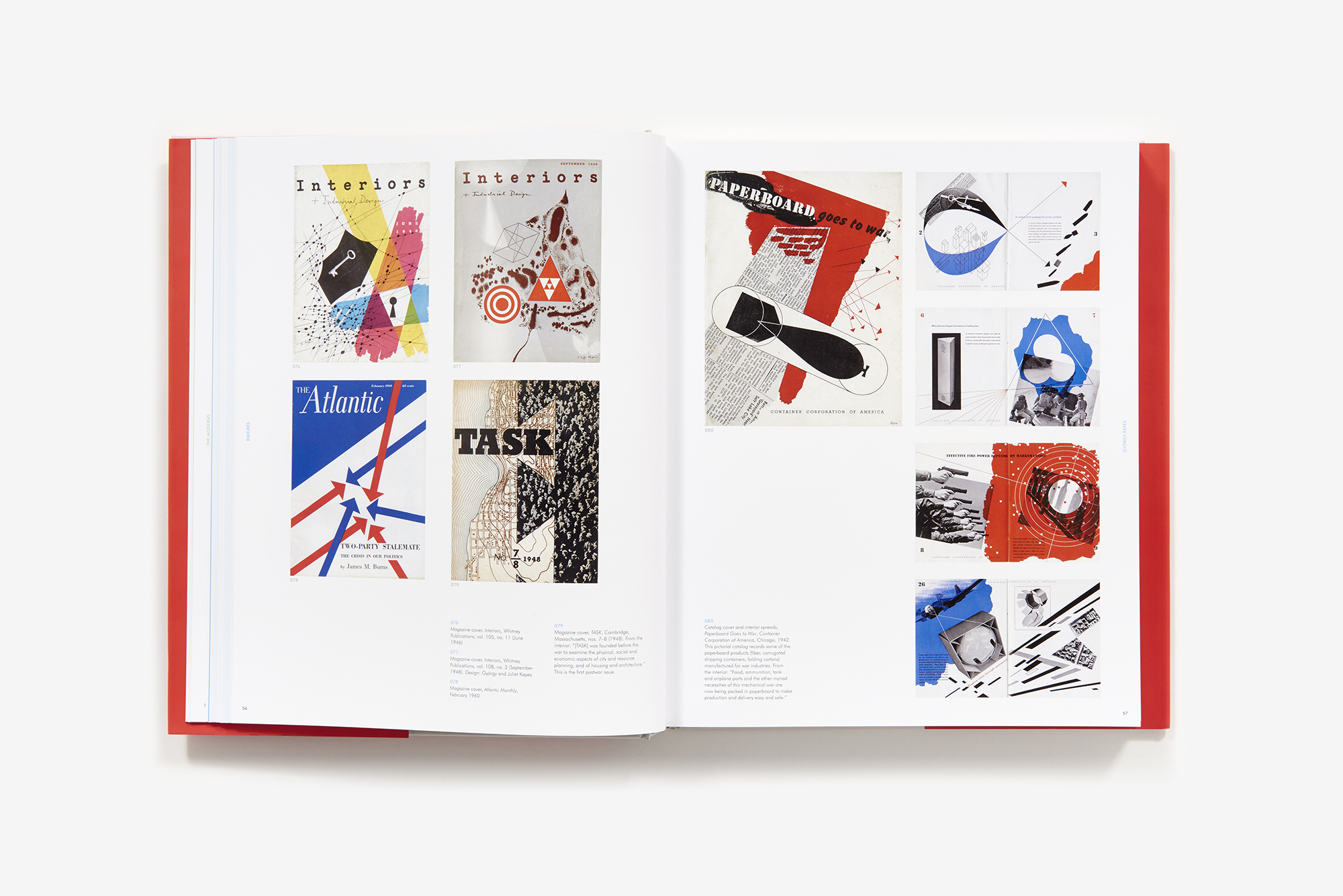 Making The Moderns: Midcentury American Graphic Design