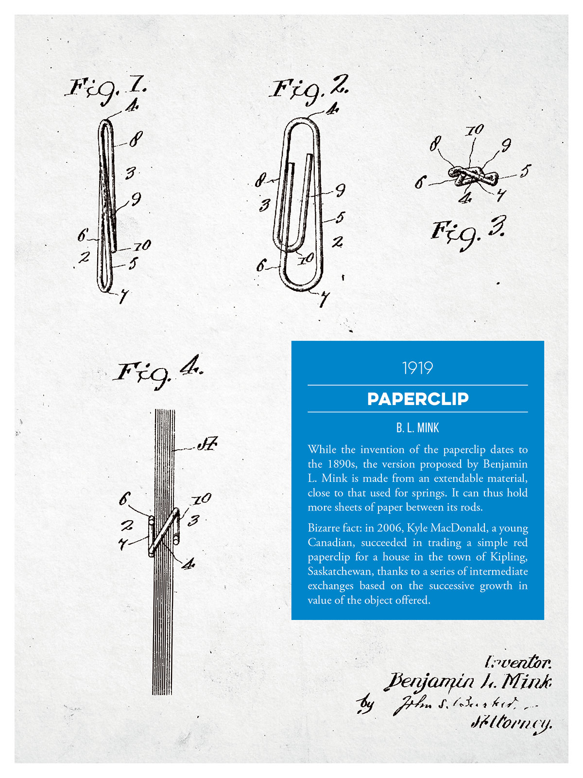 New book catalogues original drawings of iconic inventions