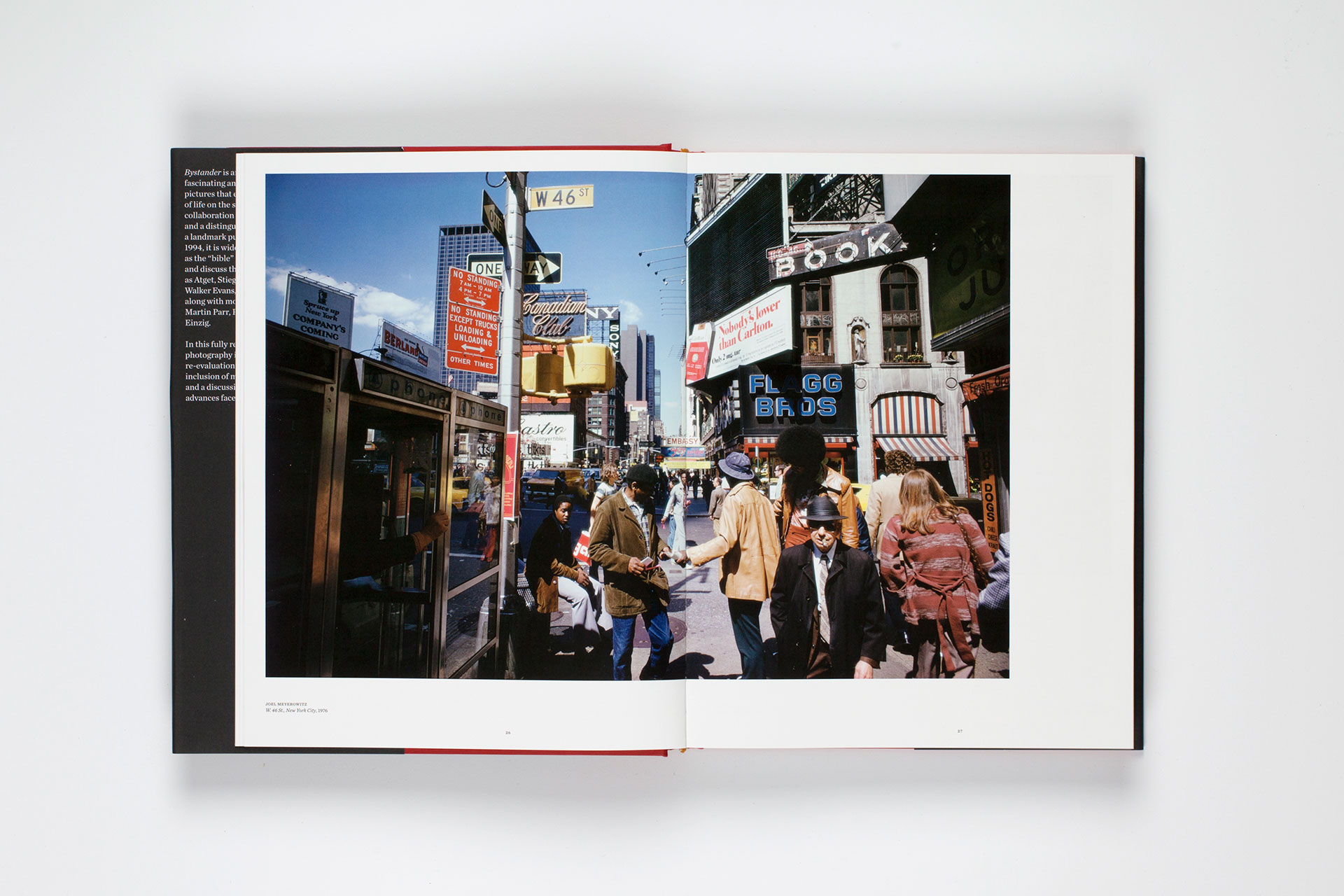 Bystander: the history of street photography revisited