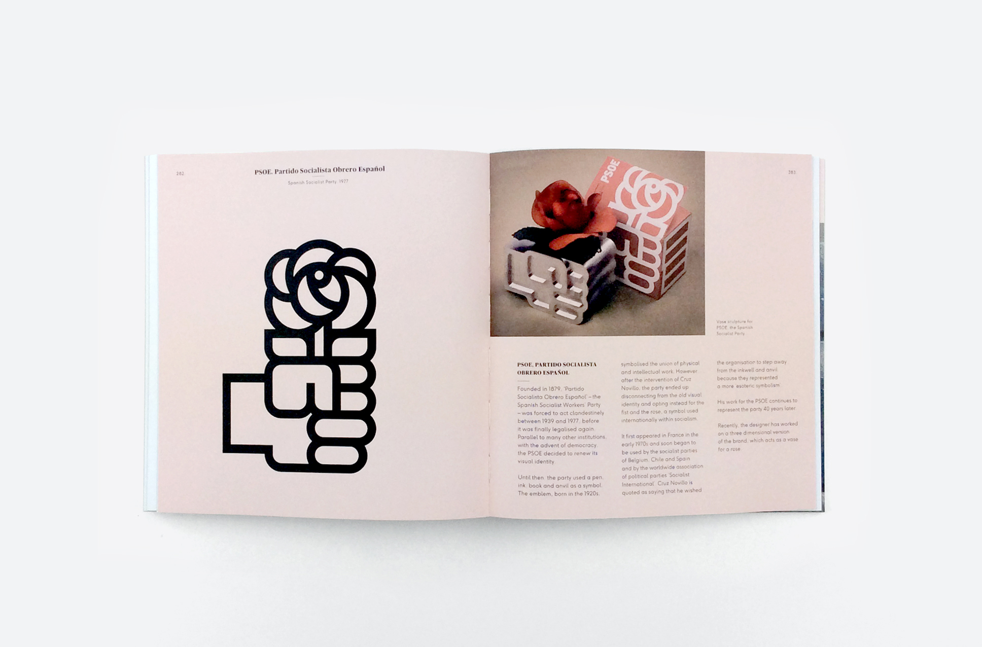 Cruz Novillo: Spain's most prolific graphic designer?