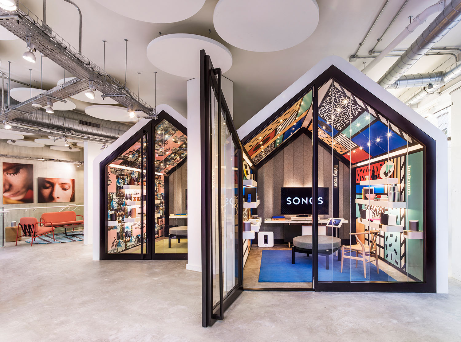 """""""Culture meets commerce"""": Sonos opens flagship store in London"""