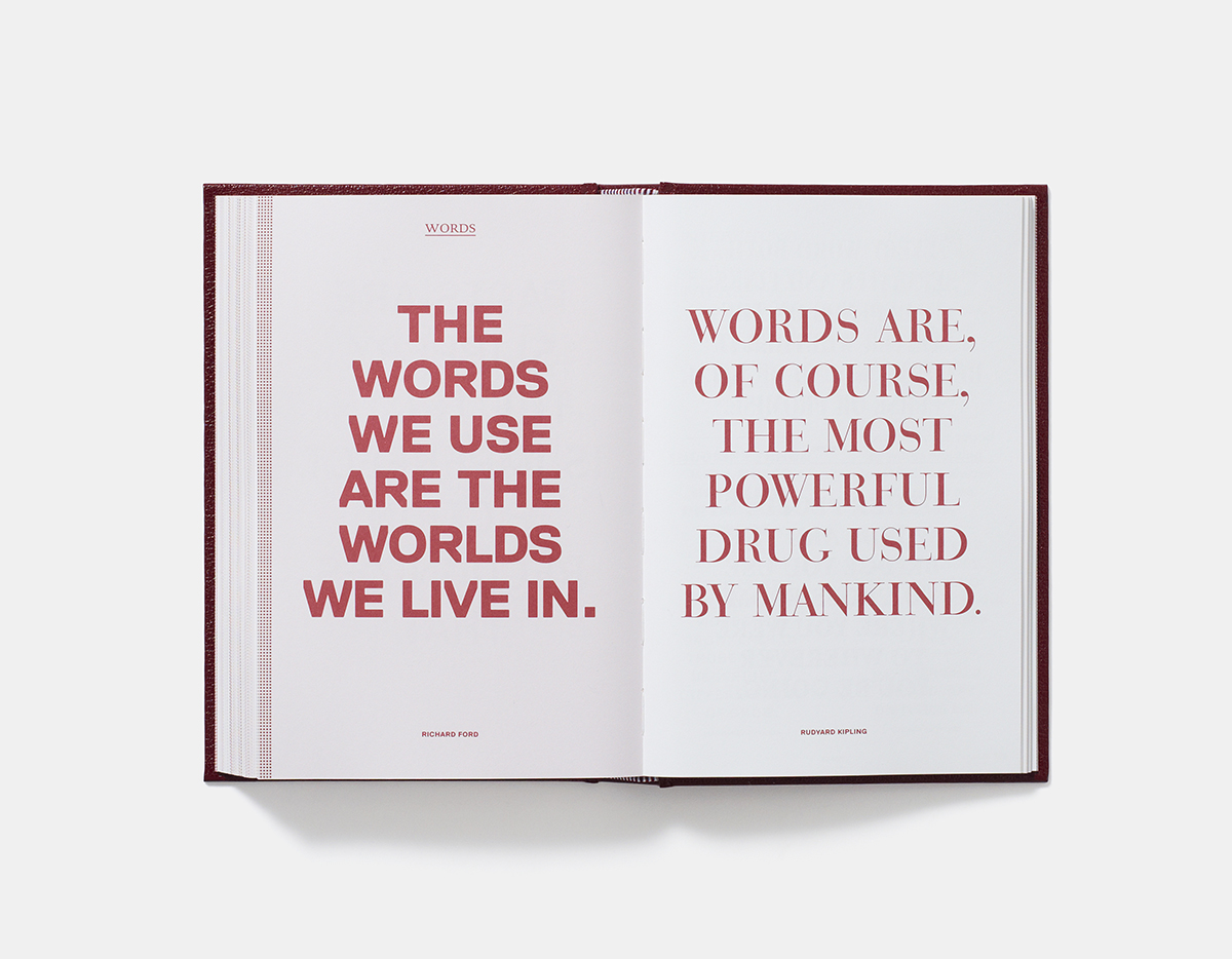 Not just another book of trite quotes unsorted every day a word surprises me is published by phaidon 1495 and is available to order here solutioingenieria Choice Image