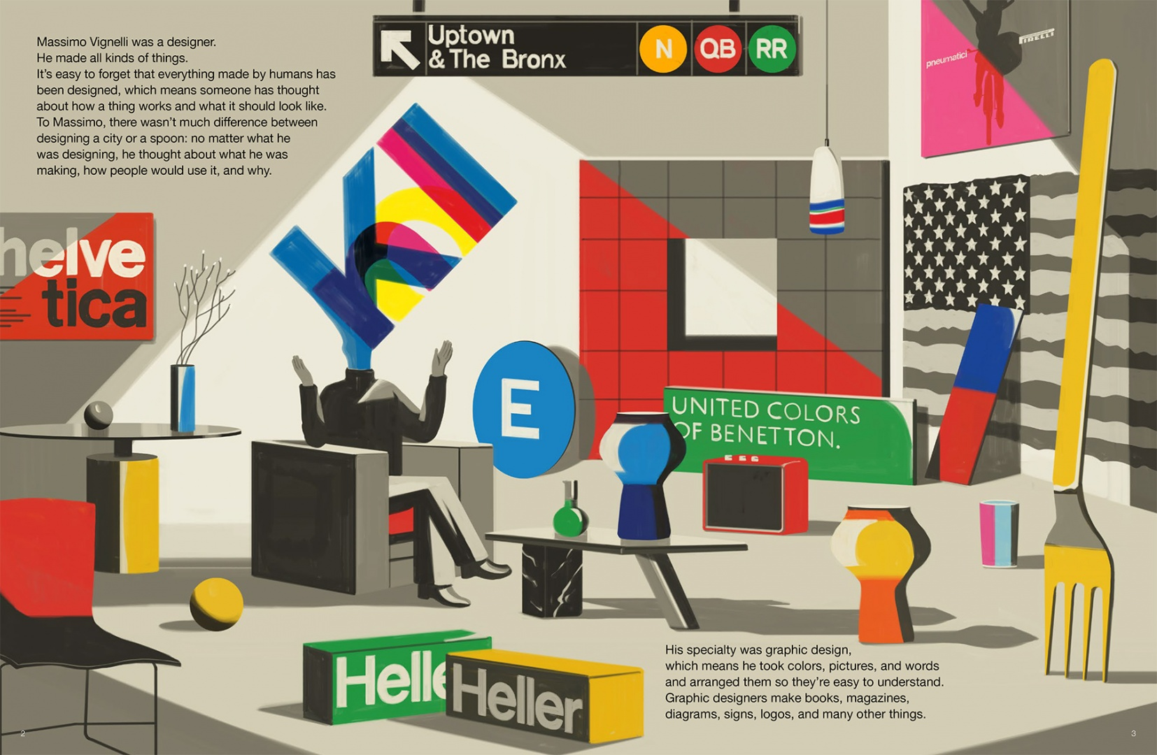 How To Design A Subway Map.The Illustrated Story Of The New York Subway Map Creative Review