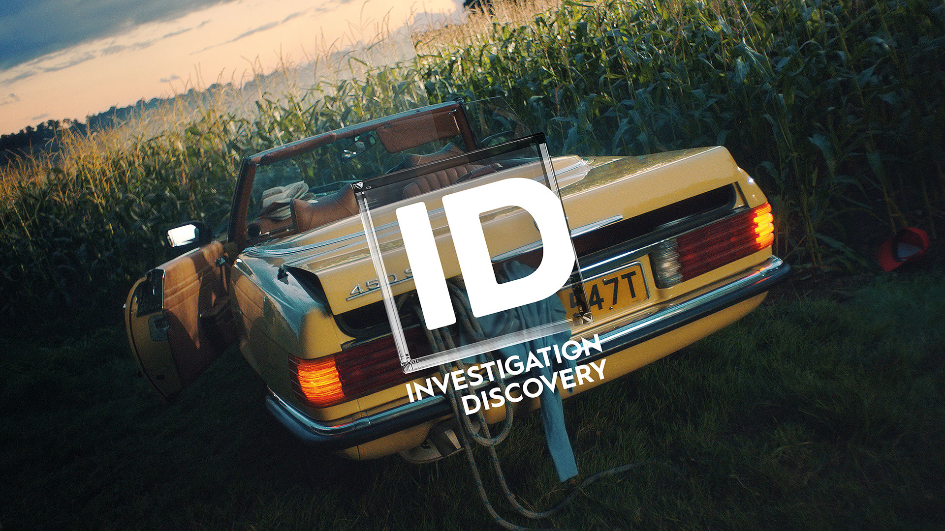 Investigation Discovery Idents By Discovery Creative