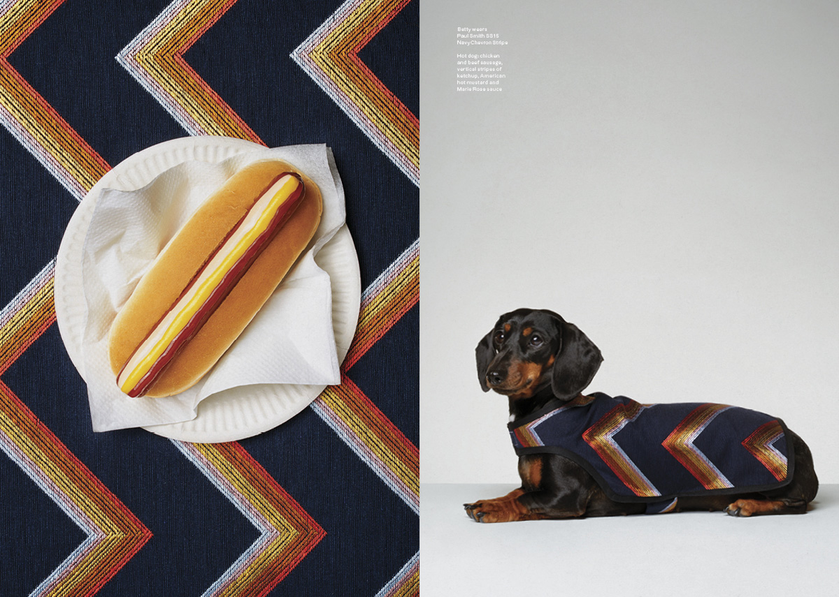 Wiener dogs and IRL emoji: the food photography of The Gourmand
