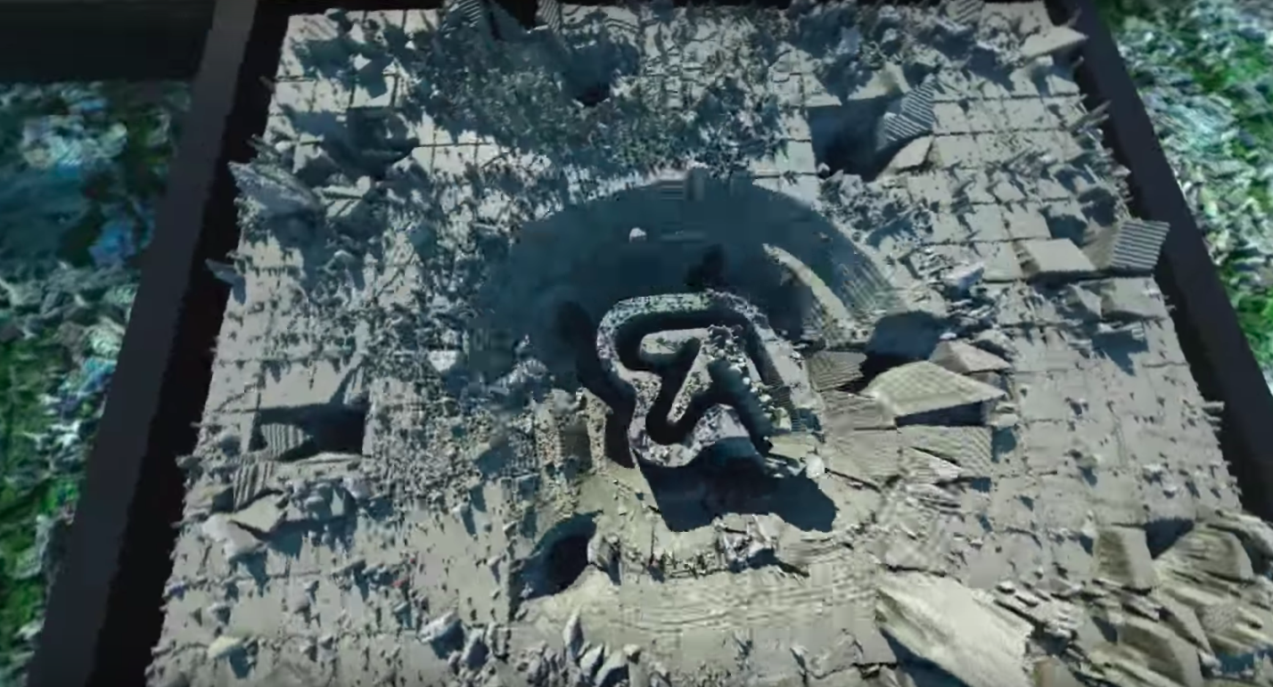 Aphex Twin releases video for new track Collapse