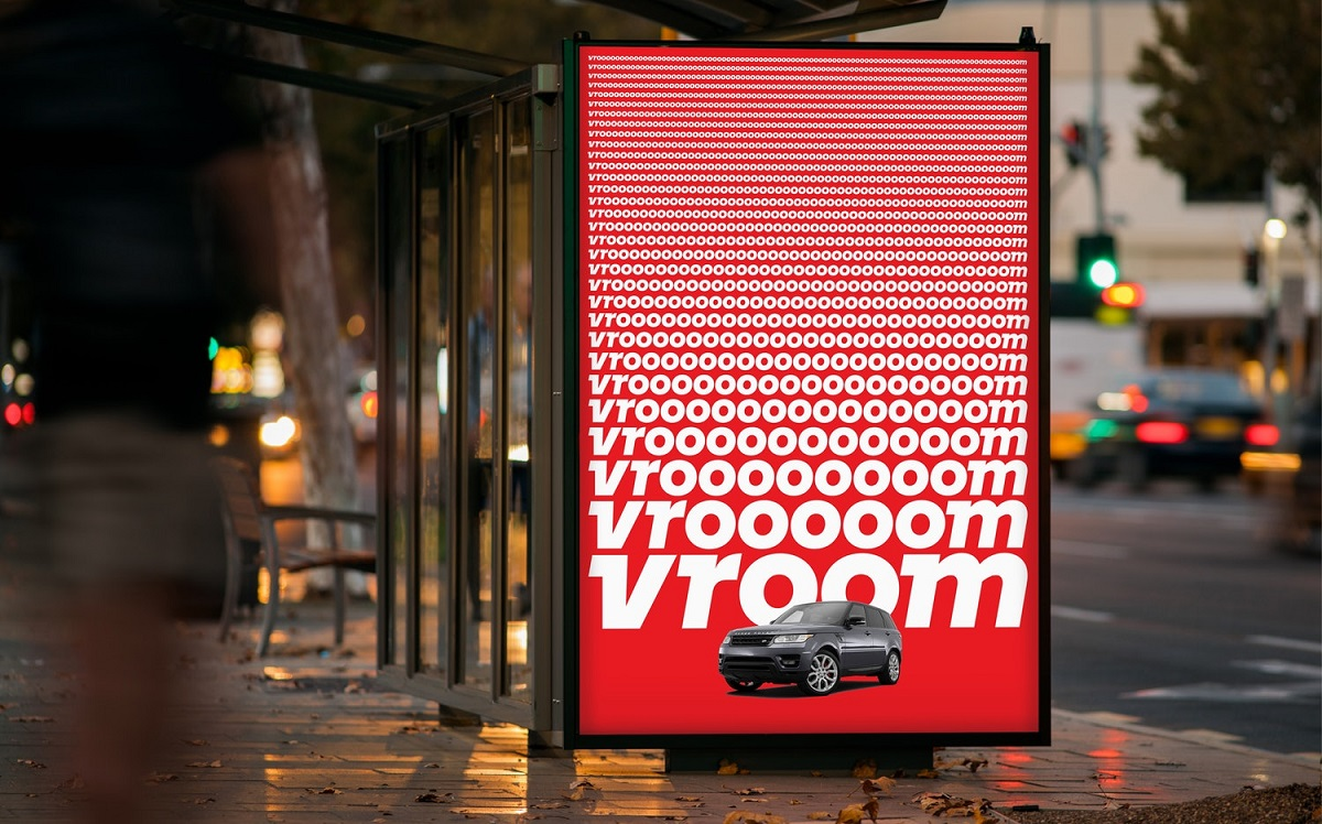 Pentagram takes on the used car business for Vroom