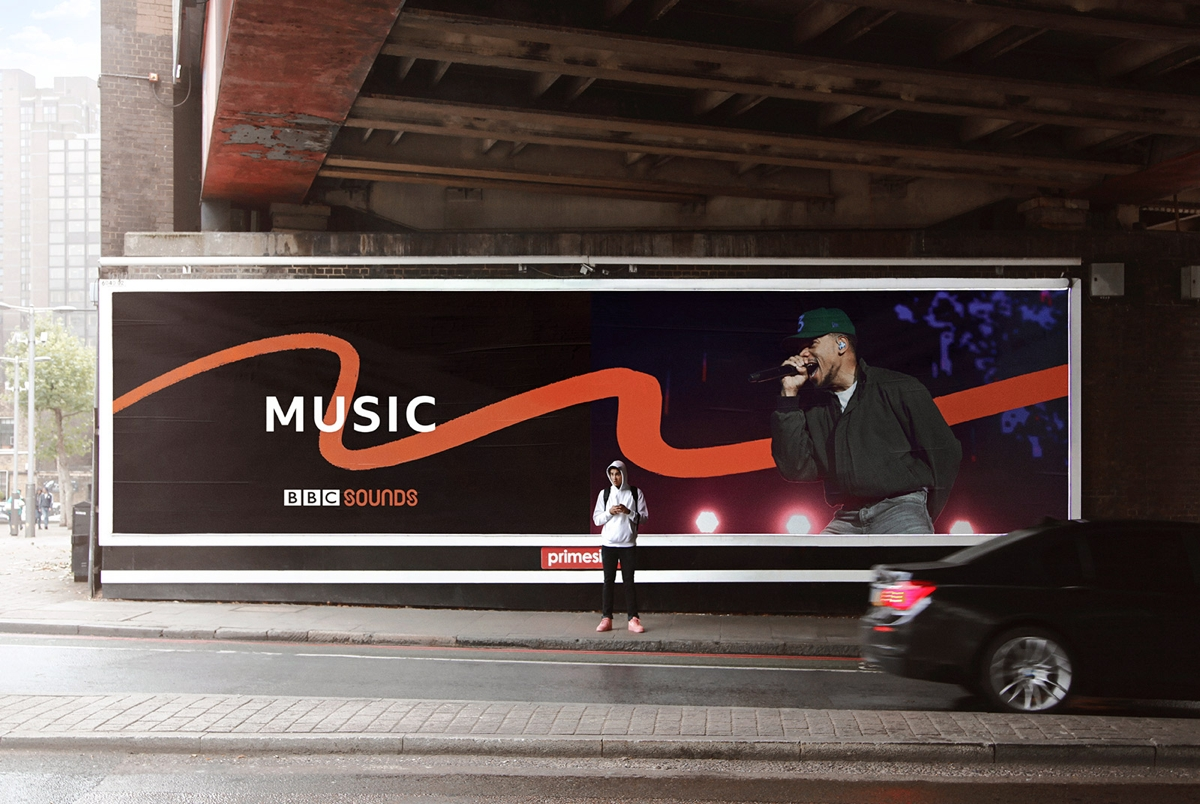 BBC launches music app with branding by Mother Design