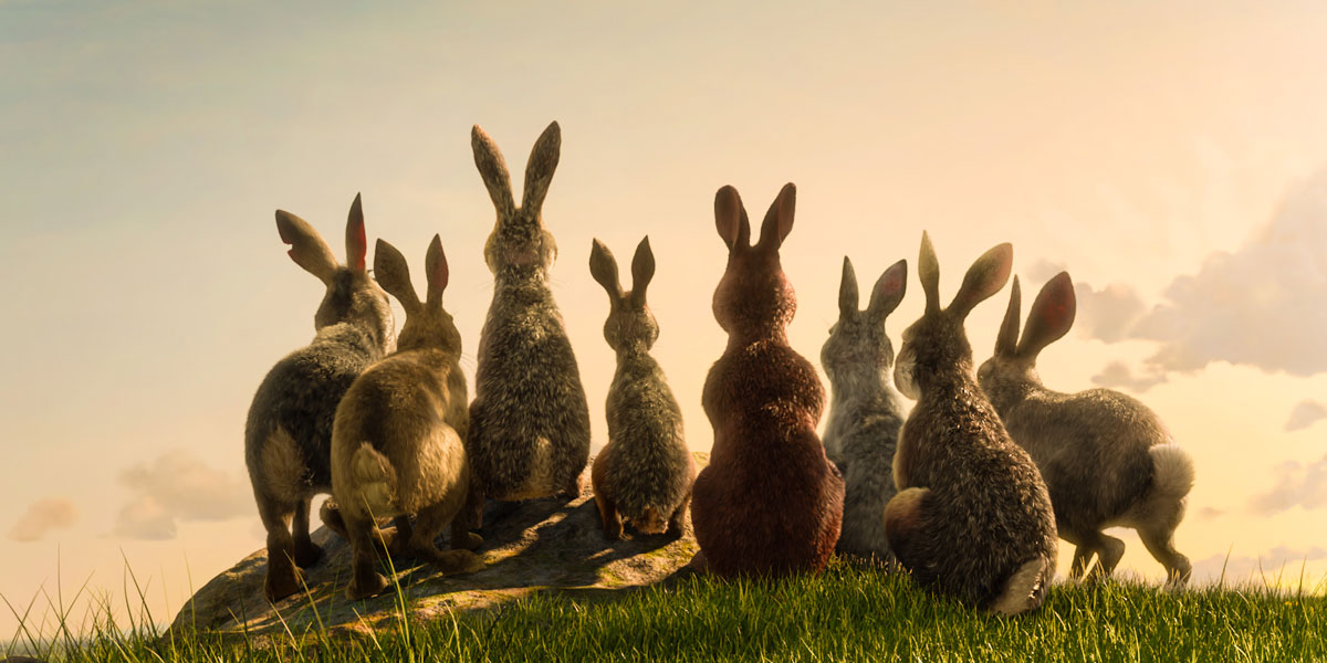 how bbc reimagined watership down for the small screen