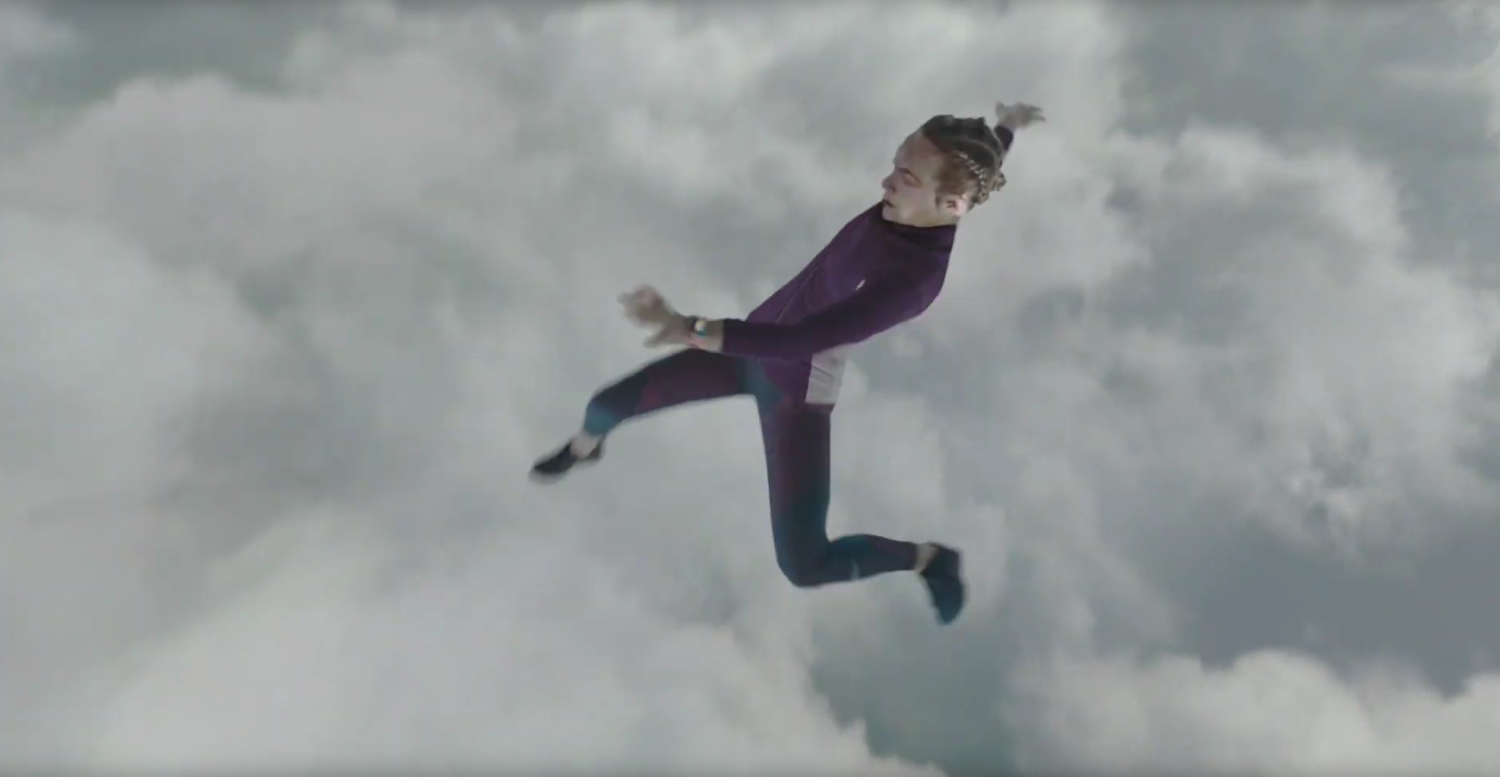 Jonathan Glazer directs epic flight commercial for Apple Watch
